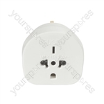 World to UK Travel Adaptor