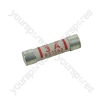 Domestic Mains Fuses - 3 Amp - Per 100