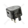 Compact USB Charger 2100mA - Wall - USB-UK121