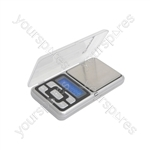 Digital Pocket Scales - 300g - P-SCALES
