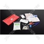 40 Piece First Aid Kit - AIDKIT