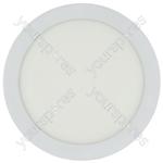 LED Bulkhead Surface Mount Lights - 300mm White Trim 24W 1840lm 4000K - LED-BHW300-24NW