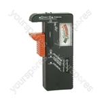 Universal Analogue Battery Tester - BAT393