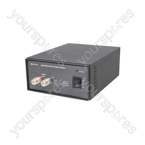 Switch-mode 13.8V Bench Top Power Supplies - (UK version) 20A supply - CB-R20