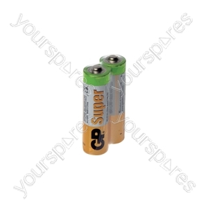 GP Alkaline Batteries Bulk Pack - AA 40pcs