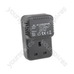 UK Step-up Voltage Converter 110V - 220V (45VA) - 230V 45W - US2UK45VA