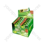 Super AA+AAA 4+4 packs in POS box - & Battery