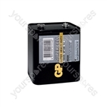 GP Powercell Battery - GP® Battery, GP1603S (PP9), 9V, 63.0x52.0x81.0mm, 1pc/pack
