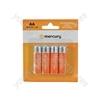 NiMH Rechargeable Batteries - AA 2800mAh battery/4 - AA28