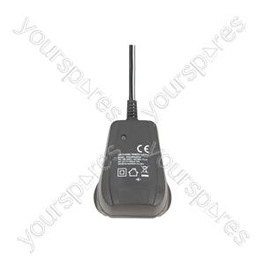 Energy Efficient UK Switch-mode 6V Power Supply - 6Vdc - DC0660UK