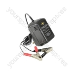 2/6/12V 600mA Lead Acid Battery Charger - CHR004