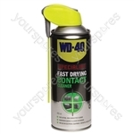 WD-40 Specialist Fast Drying Contact Cleaner with Smart Straw 400ml