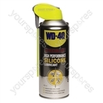 WD-40 Specialist High Performance Silicone Lubricant with Smart Straw 400ml