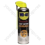 WD-40 Specialist Fast Acting Degreaser with Smart Straw 500ml