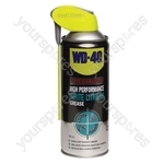 WD-40 Specialist White Lithium Grease with Smart Straw 400ml