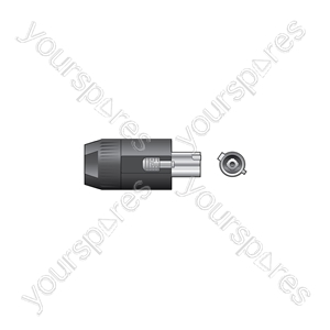 Neutrik® NAC3FC-HC 32A Power Connector - Female Powercon