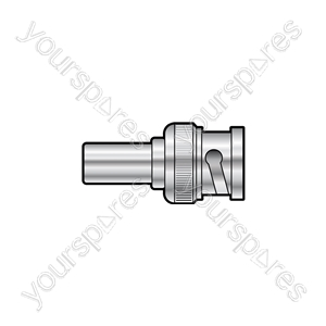 BNC Plug - for RG59 cable crimp