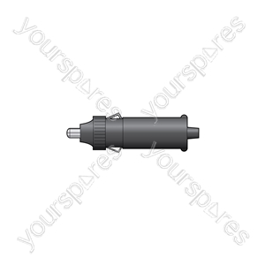 Fused Cigar Lighter Plug - Car with 5A