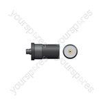 Cigar Lighter Socket - 12Vdc Car In-Line