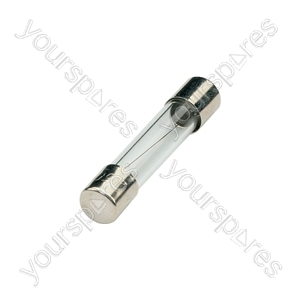 Quick Blow 6 x 32mm Glass Fuses - F100mA