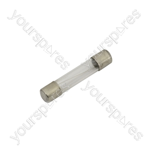 Quick Blow 6 x 32mm Glass Fuses - F1.25A