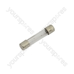 Fuses 6 x 32mm Slow Blow - T5A