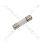 Fuses 5 x 20mm Quick Blow - F6.3A