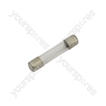 Quick Blow 6 x 32mm Glass Fuses - F630mA