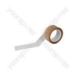 Carton Sealing Tape - Tape, Clear, 48mm x 66m, 25 microns