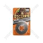 Gorilla Mount Tape - Black 1.5m - GMTB15