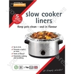 Toastabags Slow Cooker Liners - - 5 Pack - SCL5
