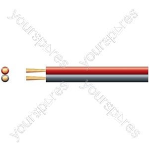 Figure 8 Power/Speaker Cable Red/Black - Cable, 2 x (45 x 0.18mmØ)