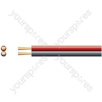 Figure 8 Power/Speaker Cable Red/Black - Cable, 2 x (24 x 0.18mmØ)