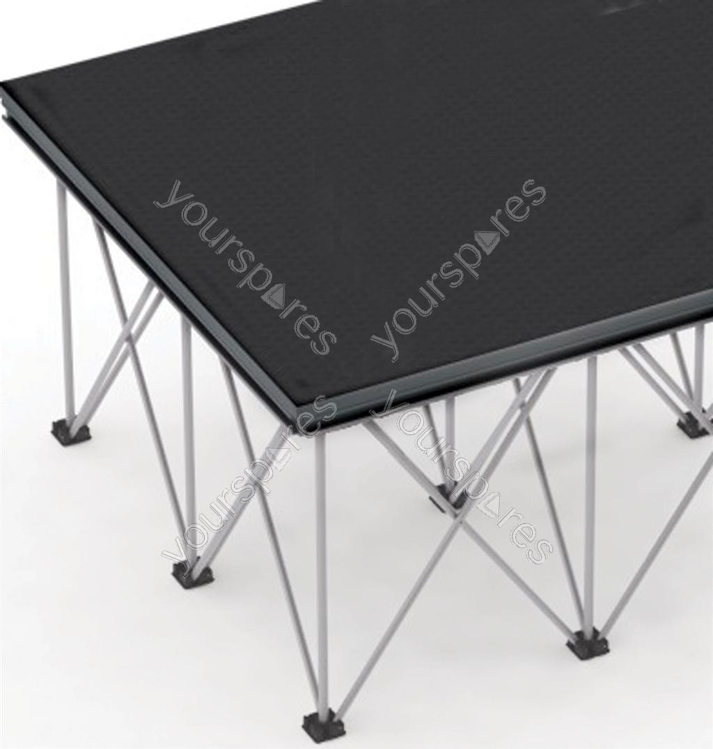 Spider stage system decking 2m x 1m assd21 for Schreibtisch 2m x 1m