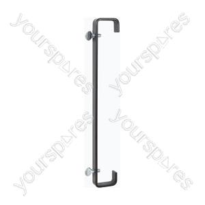 Black Double Hook G Clamp, 50mm, 200mm Drop