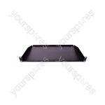 "19"" Support Modules - module, 1U black"