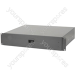 "19"" Rack Drawer - - 2U - 19RD2U"