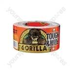 Gorilla Duct Tape - Black 27m - GTB27TW