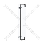 Black Double Hook G Clamp, 50mm, 200mm Drop