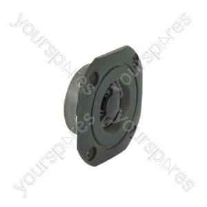 """2.25"""" Square Dome Tweeter - tweeter, 2.25"""", 20W rms, 8 Ohm"""