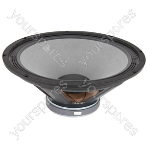 """QT Series High Power Replacement Driver 350W RMS - 18"""" Low frequency"""