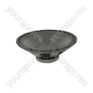 Spare woofer 15in/38cm 300W