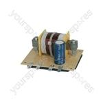 Subwoofer Filters - filter, 12dB, 120Hz, 4 Ohms, 400W
