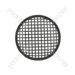 "Metal Speaker Grilles - grille, 16.5 cm (61/2"")"