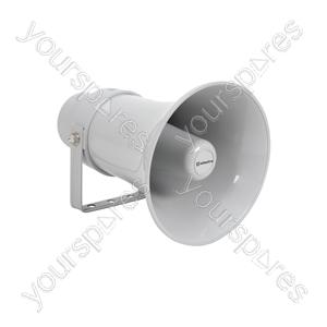 Heavy duty round horn speaker 8in, 8 Ohm, 15W