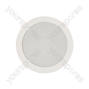 CC Series 2 Way 100V Ceiling Speakers - CC5V with Control 5.25 Inch