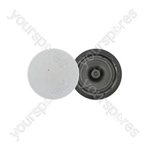 """2 Way Low Profile 100V Line Ceiling Speakers - 8"""" - LP8V"""