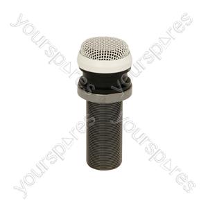 Omnidirectional Boundary Microphone - Ceiling White - CBM20