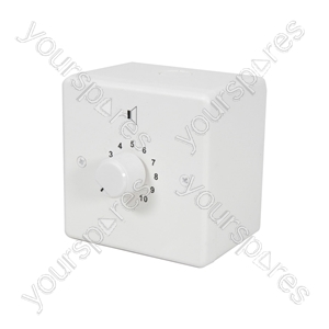 100V Volume Controls - Relay Fitted - control, fitted, 24W - V24-VR