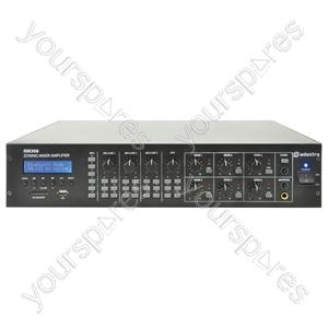 6-zone Mixer Amplifier + USB/SD/FM/Bluetooth® - RM306 mixer-amplifier